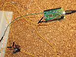 Potentiometer circuit