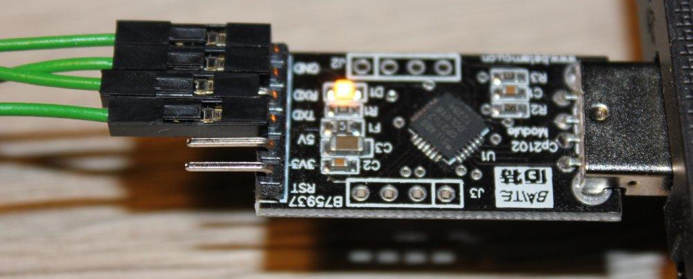 RkBlog :: Handling LCD displays via USB UART from your computer