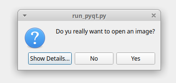 PyQt on Linux XFCE