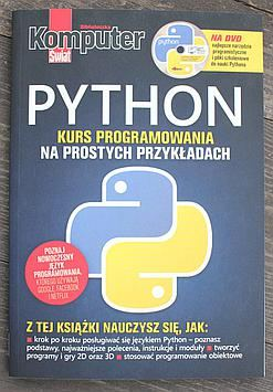 Komputer Świat - Python, kurs programowania na prostych przykładach