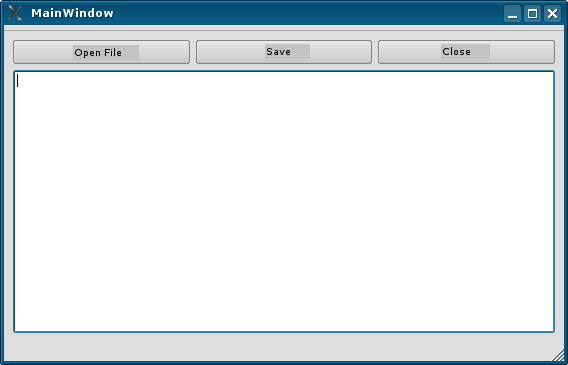 RkBlog :: Simple text editor in PyQT4