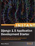 Django 1.5 Application Development Starter