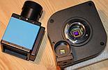 Ximea xiQ USB3 camera and Tucsen M15 sCMOS camera