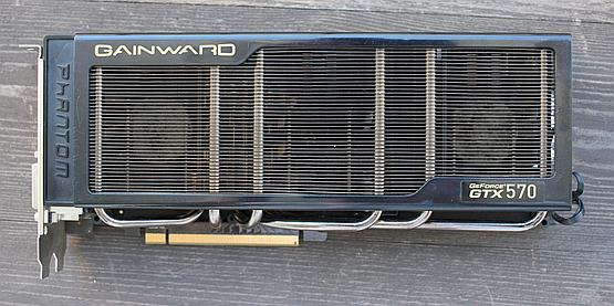 Gainward GTX 570