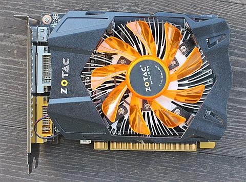 Zotac GTX 650 Ti