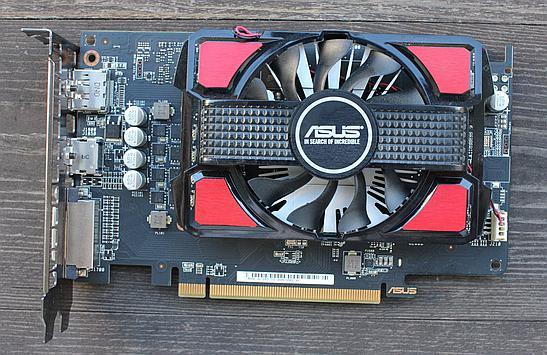 Asus RX550