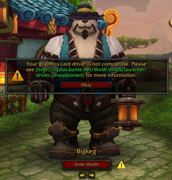 RkBlog :: Benchmarking and analyzing World of Warcraft