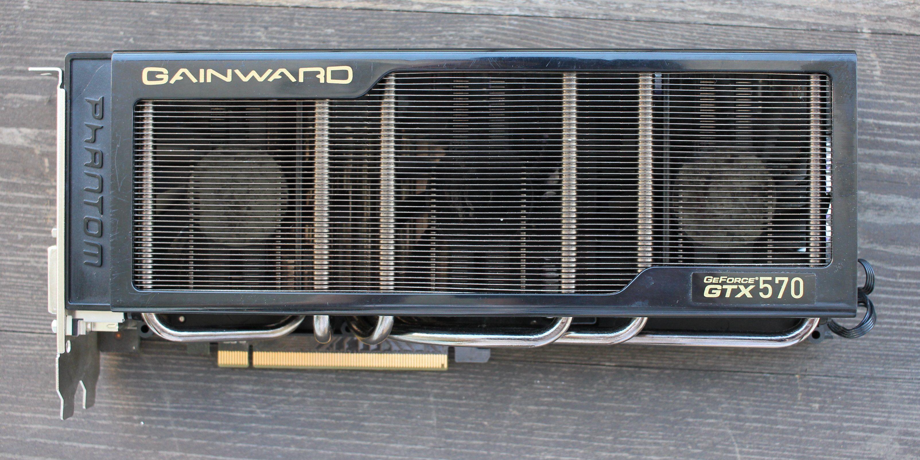 RkBlog :: Testing fancard effectiveness on GPU cooling